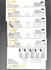 US FDC FIRST DAY COVERS CONSTITUTION 1987 SET OF 6 WITH BOOKLET BY ARISTOCRAT