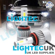 2x HB4 9006 HIGH POWER CANBUS 72W 16000LM LED CAR HEADLIGHT FOG LIGHT BULBS KIT