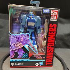 Hasbro Takara Tomy Transformers The Movie Studio Series 86 Deluxe Autobot Blurr