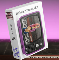 6.000 Presets For U-He Repro 1&5 Synthesizer - Premium Quality + Bonus Samples