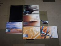 2002 Audi Allroad Quattro Avant Wagon Owner Owner's Manual User Guide 2.7L AWD