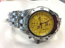 Sector 650 Mens Double Chronograph Rattrapante Retail $1595