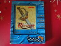 PC REDGUARD THE ELDER SCROLLS ADVENTURES Bethesda WIN 95/98 NEW SEALED *Read*