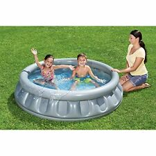 New listing H2Ogo! Inflatable Space Ship Pool, 60 inches x 17 inches (1.52m x 43 cm)
