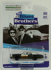 1974 Dodge FILM BLUES BROTHERS JAKE & elwoods BLUES MOBILE 1:64 Greenlight
