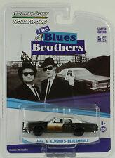 1974 Dodge Movie Blues Brothers Jake & Elwoods Bluesmobile 1:64 Greenlight