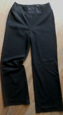 Hose Stoffhose Damen Gr.36 L30 Jake*s Schwarz Stretch Business ELEGANT