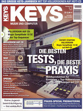 Keys Yearbook With Full Version Magix Samplitude 10 SE on CD