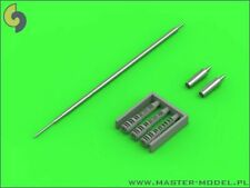 MiG 19 S BARREL TIPS AND PITOT TUBE, AM-48-092 1:48, Master