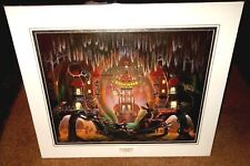 """Rick Hall  """"Duck Weed Gumbo"""" Rare Artwork Limited Edition Signed Art w/ COA"""