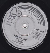 Modern Soul  Al Wilson Show And Tell British Bell Original