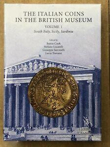 LE MONETE del SUD ITALIA nel MUSEO di LONDRA THE ITALIAN COINS BRITISH MUSEUM