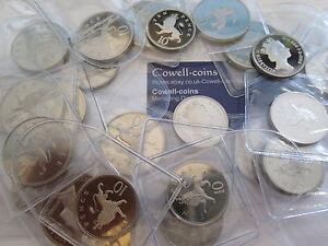 UK Proof ten Pence 10p Mint Condition! 1970 1971 1972 1973 1974 1998 1999 2021