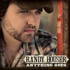 Anything Goes by Randy Houser (CD, Nov-2008, Universal South Records)