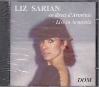 CD 11T LIZ SARIAN LIVE IN ARMENIA DISQUES DOM NEUF SCELLE