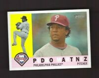 2009 Topps Heritage - PEDRO MARTINEZ High Number Card #563