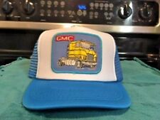 GMC BIG RIG HAT CAP