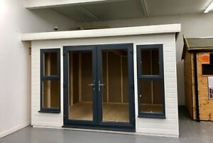 Moderno Plus / Garden Room / Garden Office / uPVC Doors & Windows / Made to Spec