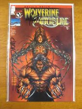 WOLVERINE/WITCHBLADE #1 Devil's Reign Ch. 5 **2X SIGNED: TURNER! WOHL!** COA!