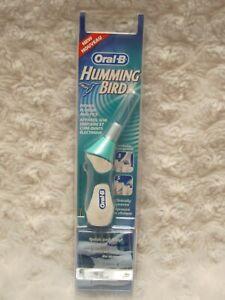 Oral-B Hummingbird Power Flosser Floss Picks 2040100 Brand New Sealed