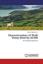 Characterisation of Thalli Sheep Wool by GC/MS An Analytical Approach 3450