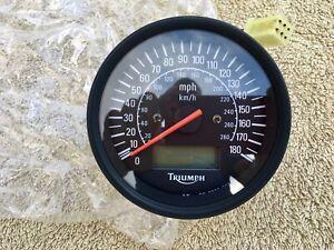 Triumph Sprint ST Speedometer Gauge MPH Genuine Part T2504030