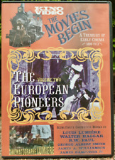 THE EUROPEAN PIONEERS: VOLUME TWO SILENT FILMS RARE DVD
