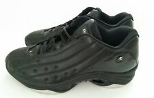 AND1 Men's Black on Black Basketball Shoes Size 14