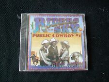 Public Cowboy #1: The Music of Gene Autry by Riders in the Sky (CD, 1996) Sealed