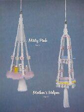Macrame Nursery Table & Shelf - Craft Book: #GS14 Simply Elegant Kiddie Karnival