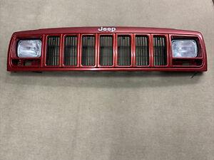 97-01 Jeep Cherokee XJ Sport Classic Header Panel Genuine OEM Sienna Pearl PU7
