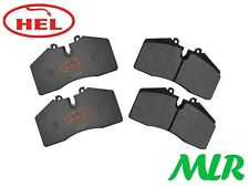 HEL PERFORMANCE PORSCHE 928 944 959 968 TRACK DAY FRONT BRAKE PADS