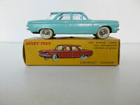 DINKY TOYS FRANCE CHEVROLET CORVAIR  REF 552 1961  BON ÉTAT BOITE D'ORIGINE N°2