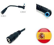 Adaptador de corriente Conector de enchufe del cargador para portátil HP Dell