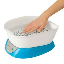 NEW HoMedics ParaSpa Plus Paraffin Wax Warmer Hand Spa Waxing Skin Treatment