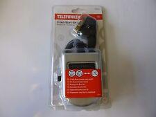 Telefunken 2 fach Scart Umschalter Kabel Weiche Verteiler Umschaltbox