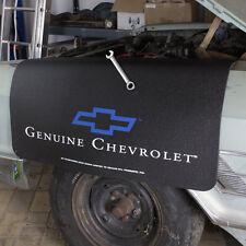 Genuine Chevrolet Bowtie Fender Gripper Cover Kotflügel Schoner Antirutschmatte