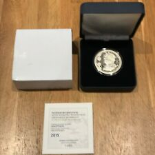 Greece 10€ Silver Proof 2015 Greek Culture Philosophers Archimedes w/ Box & CoA