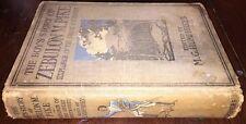 The Boy's Story of Zebulon M. Pike, 1st Edition Book 1911, M.G. Humphreys