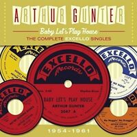 ARTHUR GUNTER - BABY LET'S PLAY HOUSE   CD NEW
