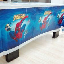 Spiderman tablecloth disposable table cover