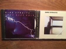 Dire Straits [2 CD Alben] Dire Straits ( Sultans of Swing ) + Love over Gold