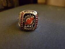 Molson Canadian New Jersey Devils Replica Stanley Cup Ring!!
