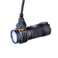 1000 Lumens Magnetic Flashlight Torch Lantern CREE XP-L HI LED Waterproof Bro