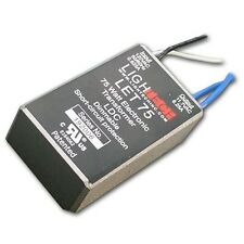 LIGHTECH LET-75 ELECTRONIC TRANSFORMER 110-12 VOLT 12pk