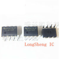 50 PCS TL072CP DIP TL072 072 LOW NOISE JFET INPUT OPERATIONAL AMPLIFIERS