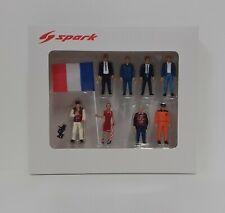 Figurine Set 24h Le Mans 2018 1 43 Spark