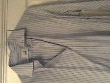 Camicia da uomo DUNHILL in crema di grandi dimensioni