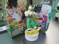 Dragon ball Z - Chess Collection Figure - Tien Shinhan ROCK - Mini Toy Figure A2