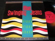 Swinging Blue Jeans Hippy Hippy Shake/post DDR LP 1991 DSB musicando 0760197